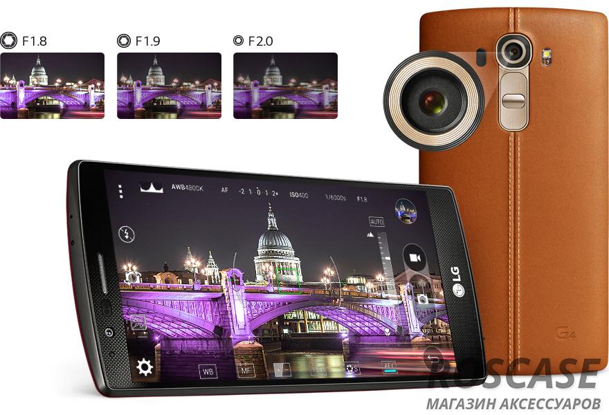 Оптика LG G4