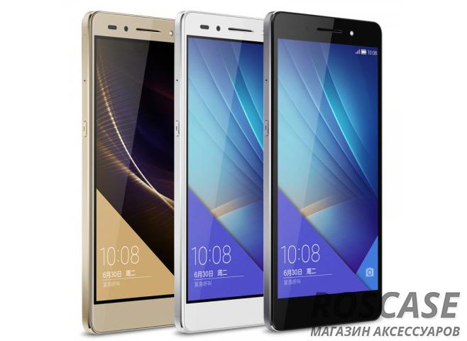 Три версии смартфона Huawei Honor 7