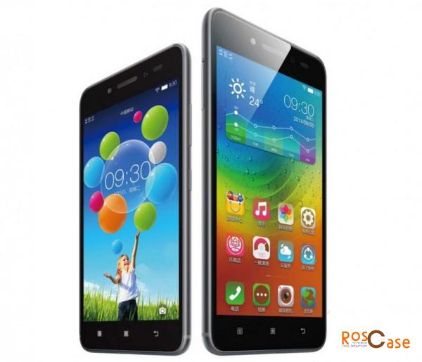 внешний вид нового смартфона Леново S90 Sysley