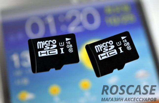 Типы карт microSD