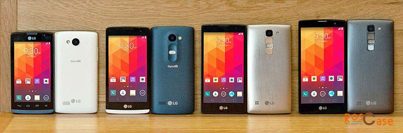 Смартфоны LG Magna, LG Spirit, LG Leon и LG Joy