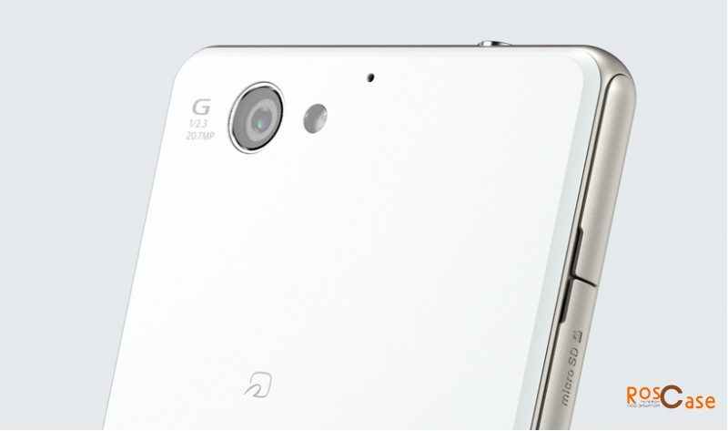 Sony Xperia J1 Compact основная камера
