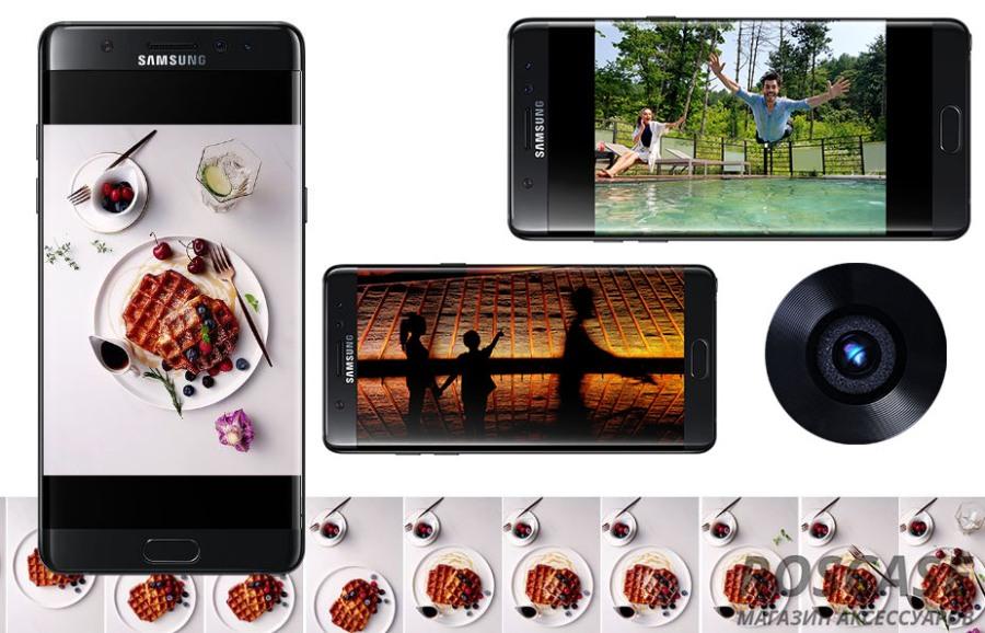 Оптические возможности Samsung Galaxy Note 7