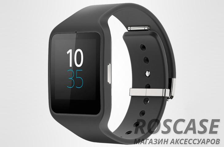 часы Sony Smartwatch 3 чёрные