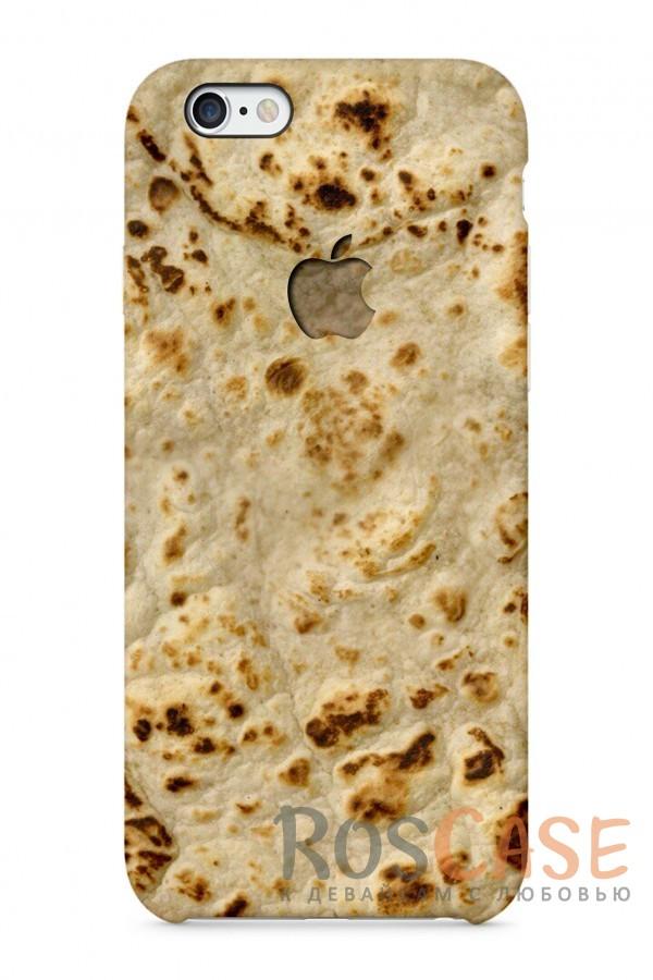 "Фото Лаваш Пластиковый чехол RosCase ""Еда"" для iPhone 6/6s (4.7"")"